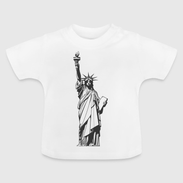 statue of Liberty - Baby T-Shirt