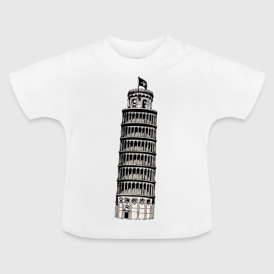 Tower of Pisa - Baby T-Shirt