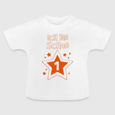 suchbegriff 39 1 jahr 39 t shirts online bestellen spreadshirt. Black Bedroom Furniture Sets. Home Design Ideas