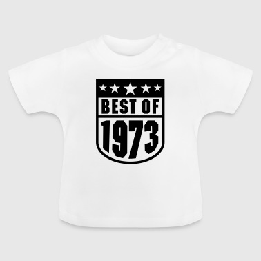Best of 1973 - T-shirt Bébé