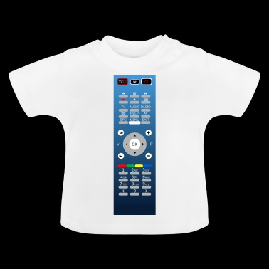 remote Control - Baby T-Shirt