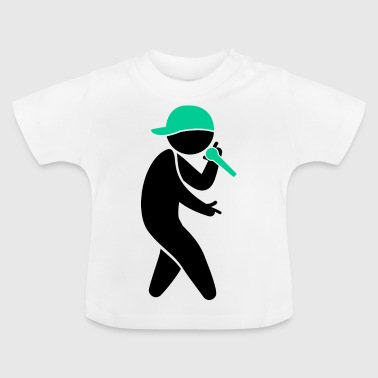 Hiphop Rapper - Baby T-Shirt