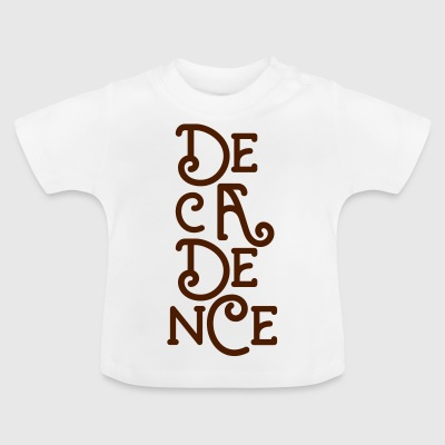 Club Decadence - Athens Greece - Baby T-Shirt