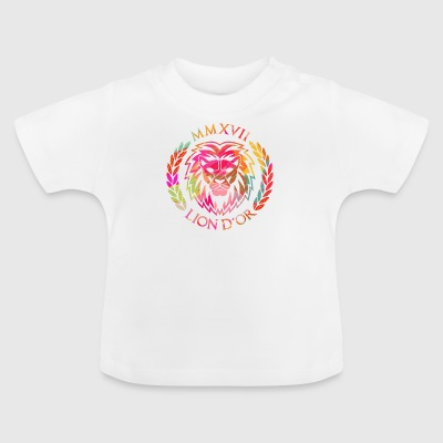 LION D'OR Logo - Baby-T-shirt