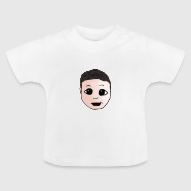 Gesicht Person - Baby T-Shirt