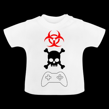 gamers gamers - Baby T-shirt