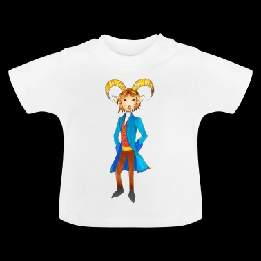 King of the Alps - Baby T-Shirt