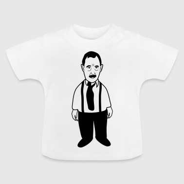 Alfred | TV | Series | Television | Disgust Theatre - Baby T-Shirt