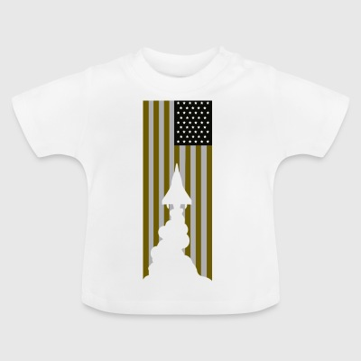Flagge - Baby T-Shirt
