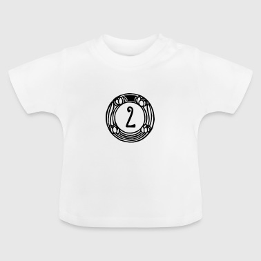 TWO - 2 - TWO - Baby T-Shirt