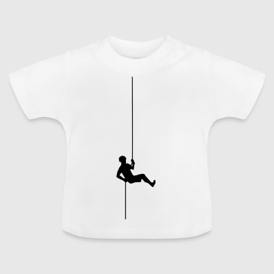 climbing ladder klettern leiter cycling mountain s - Baby T-Shirt