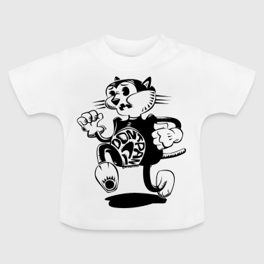 scaredy cat - Baby T-Shirt