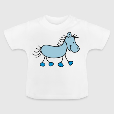 Sweet little pony - Baby T-shirt