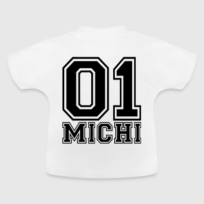 Michi - Name - Baby T-Shirt