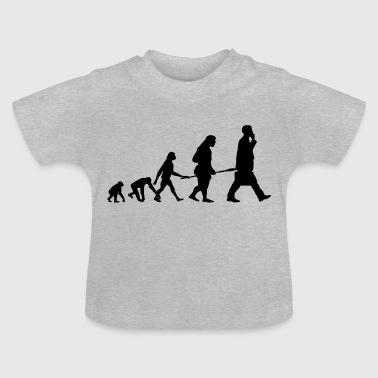 EVOLUTION MOBILE - T-shirt Bébé