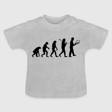 NERD EVOLUTION - Baby T-Shirt