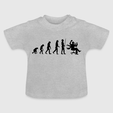 OFFICE EVOLUTION! - Baby T-Shirt