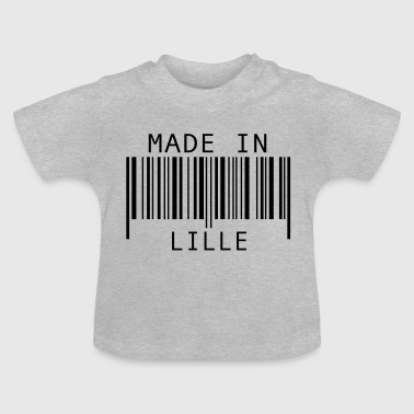 Made in Lille - T-shirt Bébé