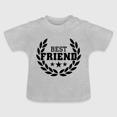 Best Friend Camisetas Bebés - Camiseta bebé