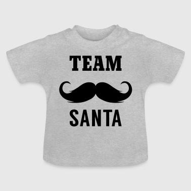 Team Santa - T-shirt Bébé