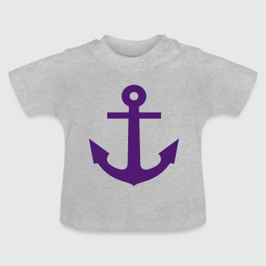 anchor - Baby T-shirt
