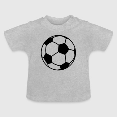 football / ball 1c - T-shirt Bébé