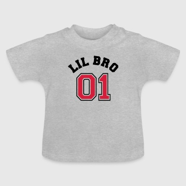 Lil Bro 01 - Little Brother - Baby T-Shirt