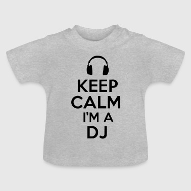 COOL STAY I'M DJ - Baby T-shirt