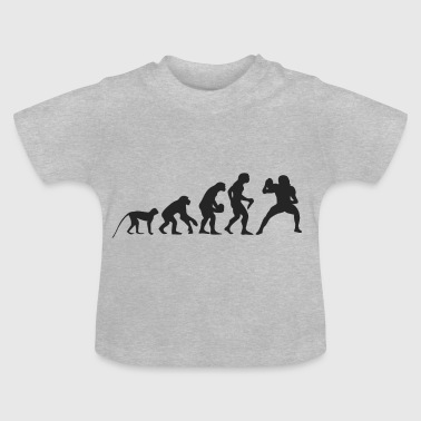 Evolution Football - T-shirt Bébé