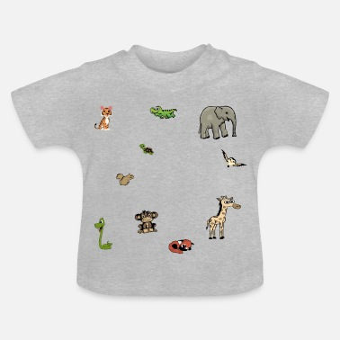 Save Wildlife Wildlife - Baby T-Shirt