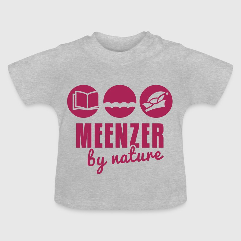 Meenzer by nature - Mainz - Rhein - Fastnacht - 1C - Baby T-Shirt