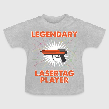 Legendary Laser Tag Player - Baby T-Shirt
