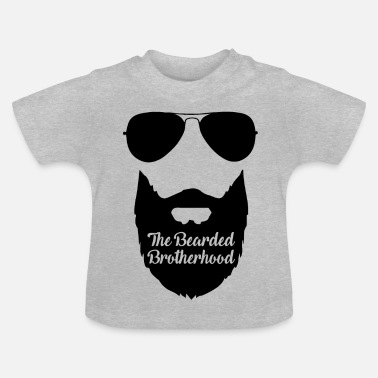 Barbu La fraternité barbu La fraternité barbu - T-shirt Bébé