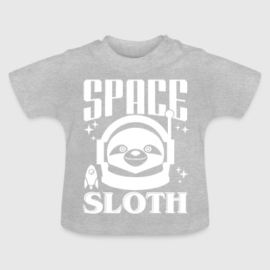 Sloth Space - Baby T-Shirt