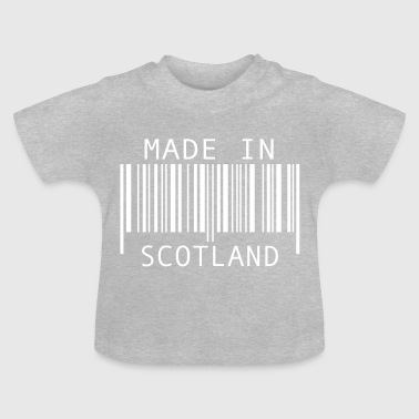 Made in Scotland - Baby T-Shirt