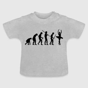 EVOLUTION DANCE - T-shirt Bébé