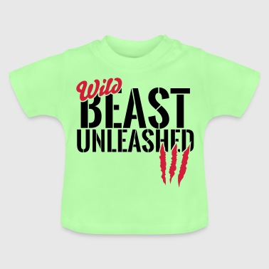 Wild animal unleashed - Baby T-Shirt