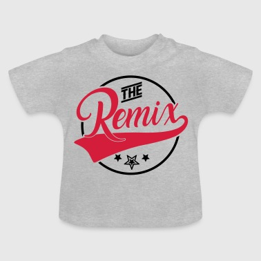The Remix - Der Remix - The Original - Familie - T-shirt Bébé