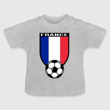 Maillot de fan de foot France 2016 - T-shirt Bébé