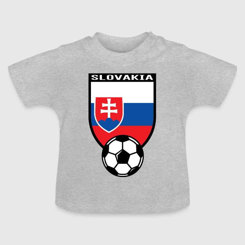 Fussball Fan Shirt Slowakei 2016 - Baby T-Shirt