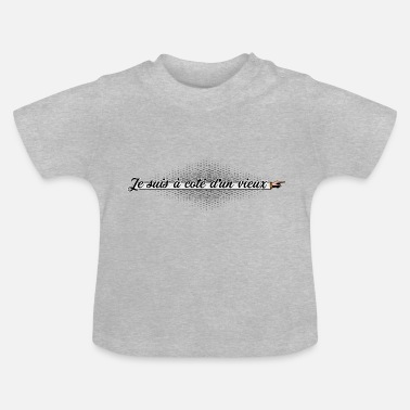 Oude oud - Baby T-shirt