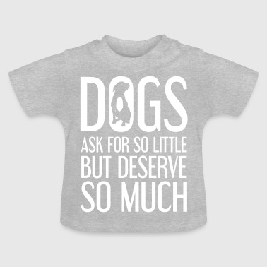 canine - Baby-T-shirt