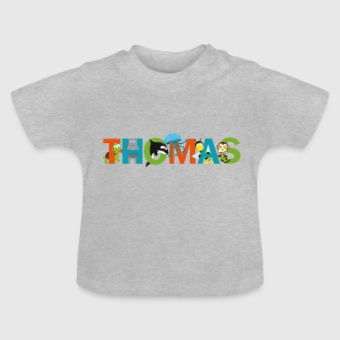 Thomas - T-shirt Bébé