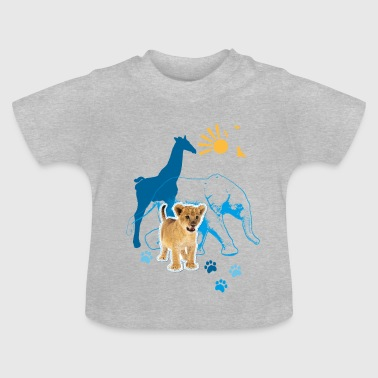 Animal Planet Animals Kid's T-Shirt - Baby T-Shirt
