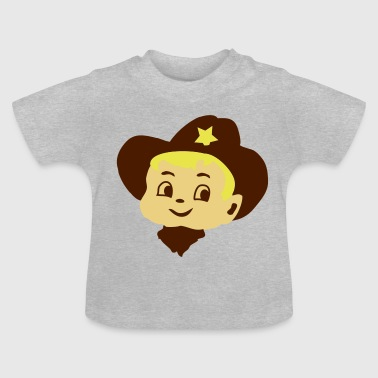 Kid Billy cowboy 2 - Baby T-Shirt
