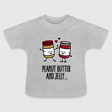 Peanut butter and jelly - Baby T-Shirt