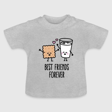 Best friends forever - T-shirt Bébé