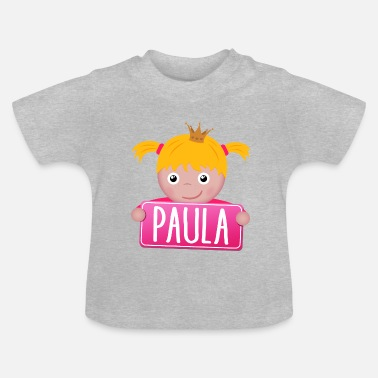 Paula Little Princess Paula - T-shirt Bébé