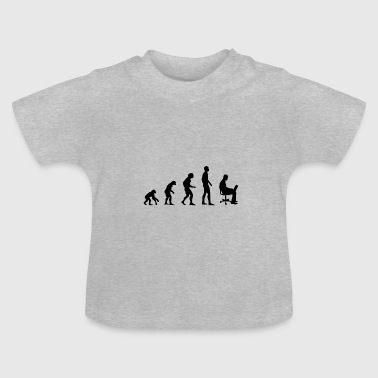 Office Evolution - Baby T-shirt