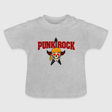Punk rock - Baby T-Shirt